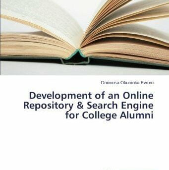 NEW Development of an Online Repository & Search Engine for College Alumni