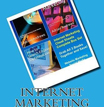 NEW Internet Marketing Cheat Sheets: Complete Box Set by Adrian Andrews