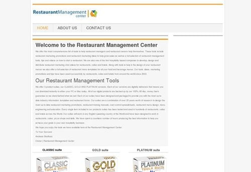Restaurant Management Forms and Unique Restaurant Menu Templates