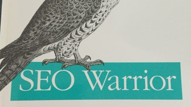 SEO Warrior O'Reilly Techniques for increasing web visibility internet book