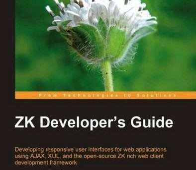 ZK Developer's Guide: Developing responsive user interfaces for web applications