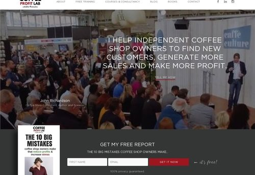 Coffee Profit Lab | Profit Growth for Coffee Shops