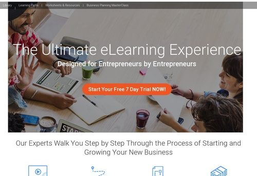 The Ultimate Business Planning Site for Entrepreneurs - EntrepreneurNOW! Network