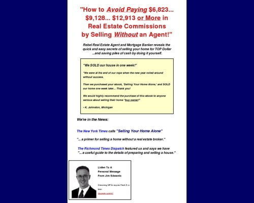 For sale by owner - fsbo - Information