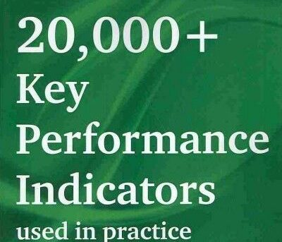 KPI Compendium : 20,000+ Key Performance Indicators Used in Practice, Paperba...