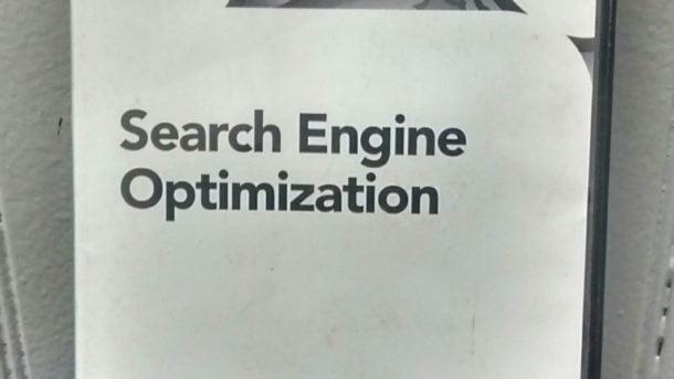 SearchEngine Optimization by Richard John Jenkins 9 hours CD-ROM