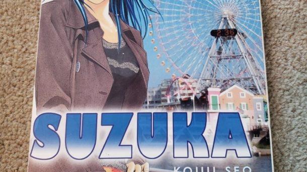 Suzuka Vol 9 by Kouji Seo (2008, Paperback) - English Manga