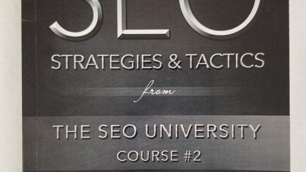 The SEO University: SEO Strategies and Tactics : Understanding Ranking Strategie
