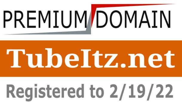 TubeItz.net - Easy to remember Video Hosting or Internet TV Channel Domain