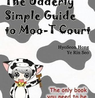 Udderly Simple Guide to Moo-t Court, Paperback by Hong, Hyoseon; Seo, Ye Rin;...
