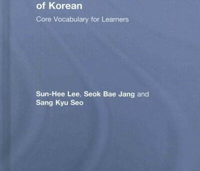 A Frequency Dictionary of Korean : Core Vocabulary for Learners, Hardcover by...