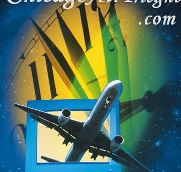 Chicago Air Freight.com Package Box Boxes Parcel Shipments Priority Overnight
