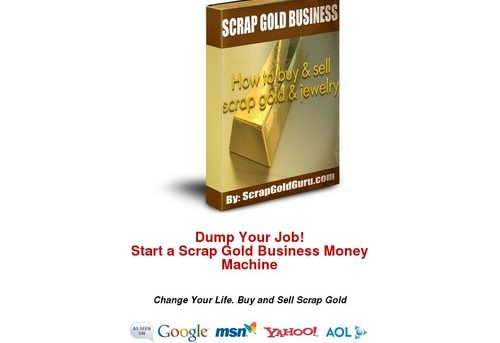 How to Start a Scrap Gold Business