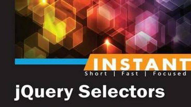Instant Jquery Selectors by Aurelio De Rosa (English) Paperback Book Free Shippi