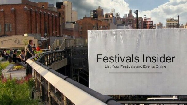 National Network of Event and Festivals Listing Sites