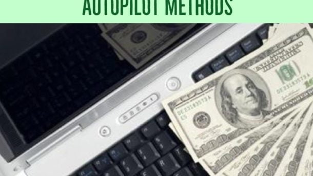 REAL MONEY ONLINE on AUTOPILOT