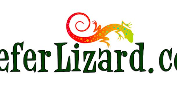 Reefer Lizard Cannabis Weed 420 Blunt Marijuana Dispensary Business .Com * SALE