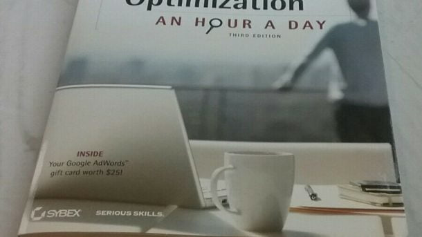 Search Engine Optimization An Hour a Day by Gradiva Couzin and Jennifer Grappone