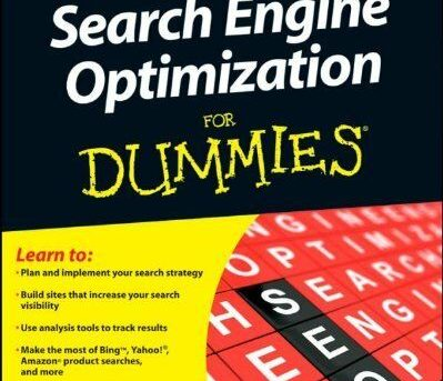 Search Engine Optimization For Dummies (For Dummies... by Kent, Peter 0470881046