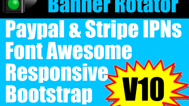 V10 Traffic Hits URL & Banner Rotators 12 Months Hosting Free SSL Work from Home