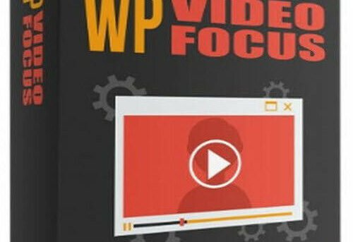 WP Video Focus Wordpress Plugin With Master Resell Rights Make Money Online