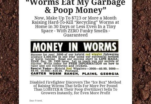 Worm Farming For Profit