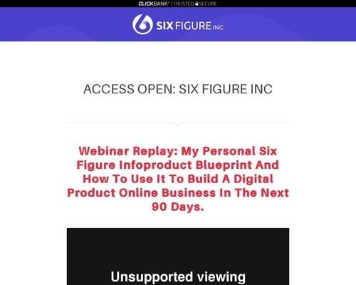 Six Figure Inc