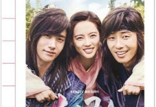 1 Book Hwarang: The Poet Warrior Youth Photo Essay K-Drama Park Seo-Joon