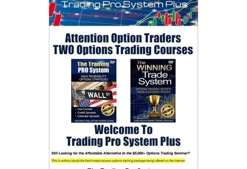 Trading Pro System - Stock Market Options Trading Education