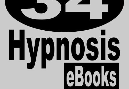 34 Books Hypnosis ebooks Ultimate Library on Hypnotism,w/ Reseller Website