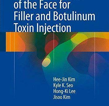 Clinical Anatomy of the Face for Filler and Botulinum Toxin Injection by Kim, Ji