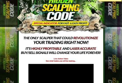 Hidden Scalping Code