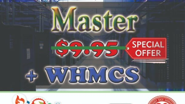 Master Reseller Unlimited Web Hosting + WHMCS + Premium Hosting Template Free
