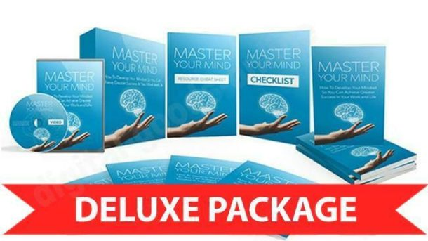 Master Your Mind Mastermind & Video Upgrade / Master Resell Rights & Website