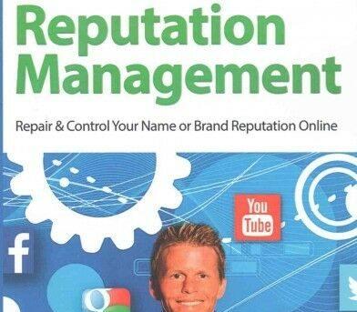 Mechanics of Online Reputation Management : Repair & Control Your Name or Bra...