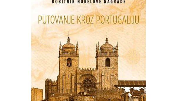 PUTOVANJE KROZ PORTUGALIJU - ZOZE SARAMAGO,Serbia,Srbianshop,Serbien,Srbija