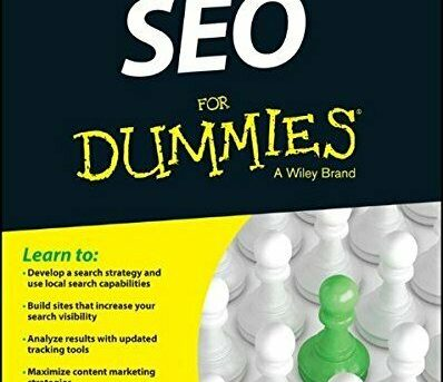 SEO For Dummies by Kent, Peter Book The Fast Free Shipping