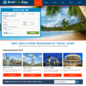 Turnkey Travel Site – Hotels, Flights, Cruises & Rental Cars Make $1 -$4/Click