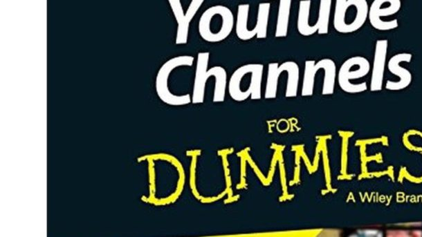 YouTube Channels For Dummies Free Shipping, New, Free Ship