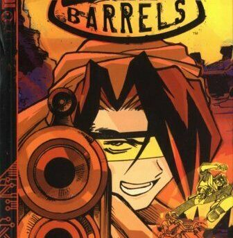 BLAZIN' BARRELS VOLUME 1 (BLAZIN' BARRELS (GRAPHIC NOVELS)) (V. By Min-seo Mint