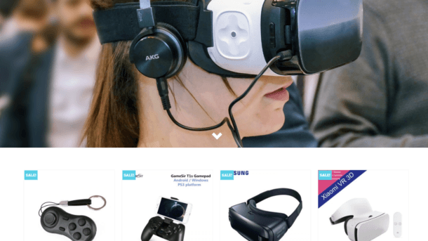 Established VR Store Turnkey Website BUSINESS For Sale - Profitable DropShipping