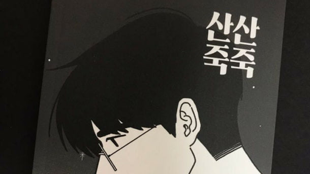 Korean independent publication, Graphic Novel, SANSANJUKJUK