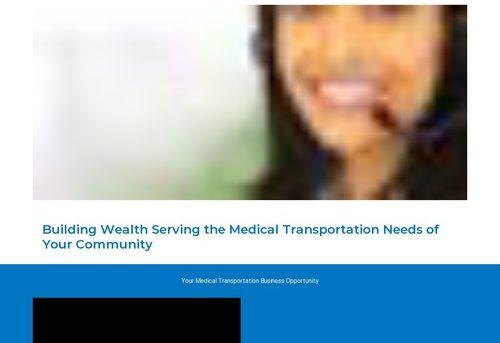 Million Dollar Transportation - Medical Transportation, Home Care