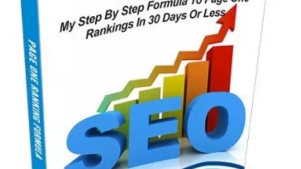 Page One Ranking Formula & Bonus 10 marketing online ebooks Resell rights Pdf