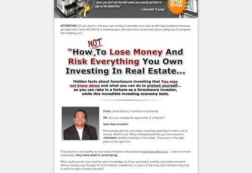 Short Sale - Foreclosure Short Sales - Real Estate Investing Foreclosures.