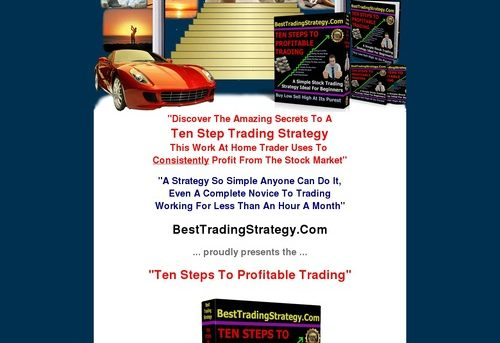Ten Steps To Profitable Trading