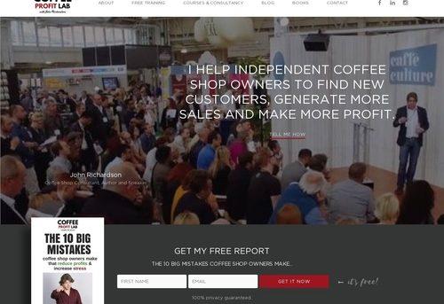 The Coffee Profit Lab