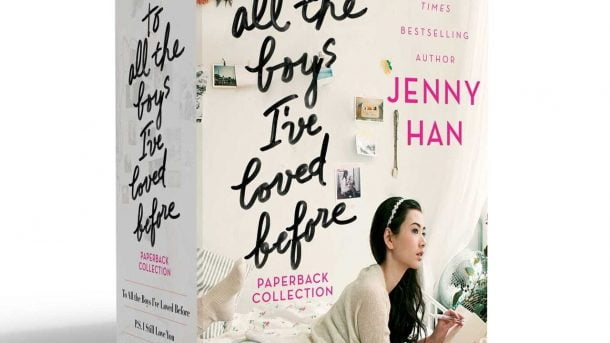 The To All The Boys I'Ve Loved Before Paperback Collection: To All The Boys I'Ve