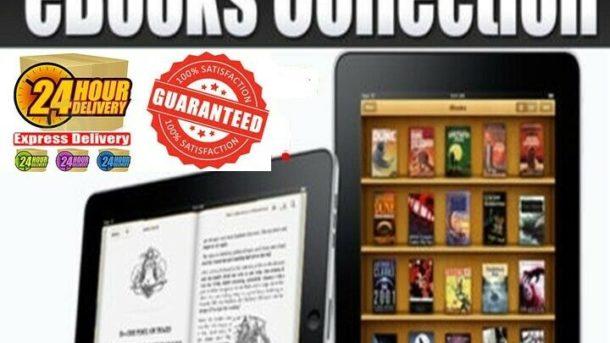 300,000+ EBooks PLR Collection 15GB MRR PDF+2000 Ebooks +10 Valuable Ebooks Free