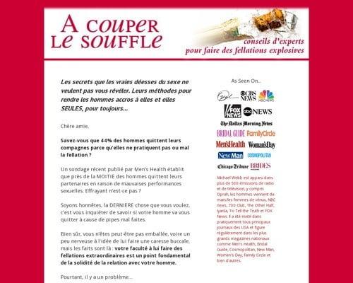 A Couper Le Souffle